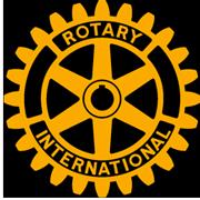 Rotray Club Logo Ingranaggio